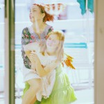 In the Summer House / Irene Glezos & Juliet Brett / Photo by Ride Hamilton